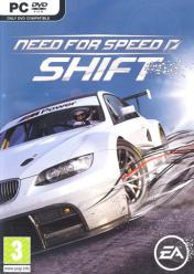 Cover Need for Speed: Shift (PC)