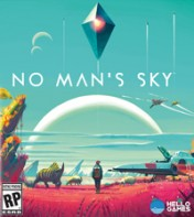 Cover No Man's Sky