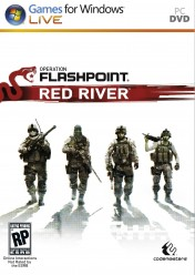 Cover Operation Flashpoint: Red River