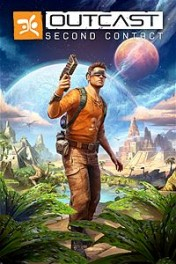 Cover Outcast - Second Contact (PC)