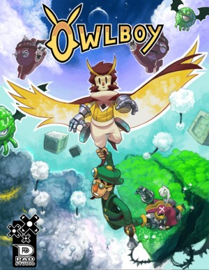 Cover Owlboy (PC)