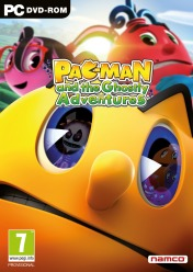 Cover PAC-MAN and the Ghostly Adventures (PC)