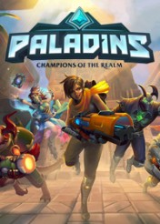 Cover Paladins: Champions of the Realm