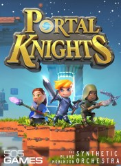 Cover Portal Knights (PC)