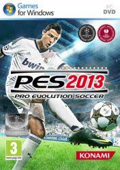 Cover Pro Evolution Soccer 2013