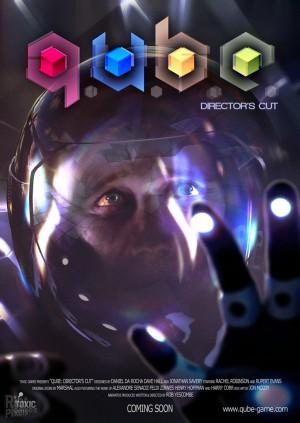 Cover Q.U.B.E: Director's Cut