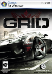Cover Race Driver: GRID (PC)