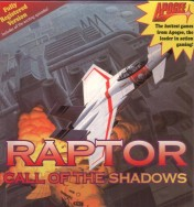 Cover Raptor: Call of the Shadows
