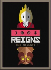 Cover Reigns: Her Majesty