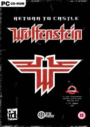 Cover Return to Castle Wolfenstein