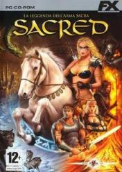 Cover Sacred