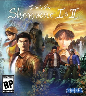 Cover Shenmue I & II (PC)