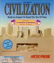 Cover Sid Meier's Civilization