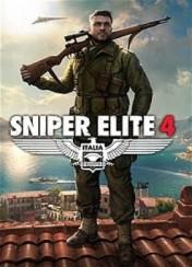 Cover Sniper Elite 4 (PC)