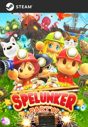 Cover Spelunker Party