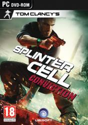 Cover Splinter Cell: Conviction