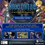 Cover Star Ocean: The Last Hope - 4K & Full HD Remaster