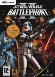 Cover Star Wars: Battlefront II (2005)