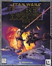 Cover Star Wars Rebel Assault II: The Hidden Empire