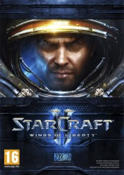 Cover StarCraft II: Wings of Liberty (PC)