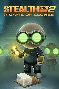 Cover Stealth Inc 2: A Game of Clones