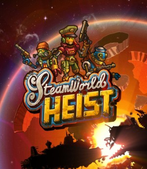 Cover Steamworld Heist