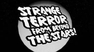 Cover Strange Terror From Beyond The Stars!