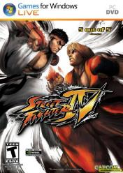 Cover Street Fighter IV (PC)