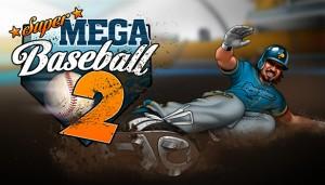 Cover Super Mega Baseball 2