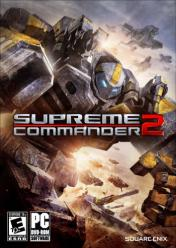 Cover Supreme Commander 2