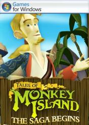 Cover Tales of Monkey Island