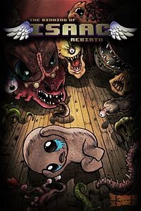 Cover The Binding of Isaac: Rebirth (PC)