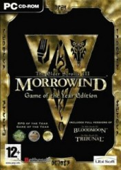 Cover The Elder Scrolls III: Morrowind (PC)