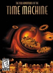 Cover The New Adventures of the Time Machine