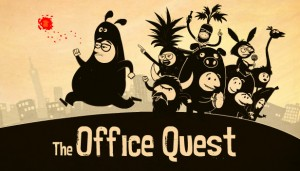Cover The Office Quest