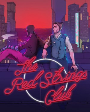 Cover The Red Strings Club (PC)