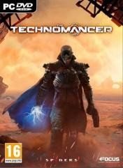 Cover The Technomancer