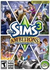 Cover The Sims 3: Ambitions
