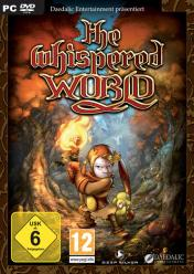 Cover The Whispered World