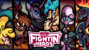 Cover Them's Fightin' Herds