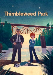 Cover Thimbleweed Park™ (PC)