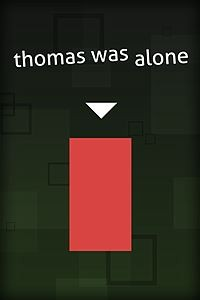 Cover Thomas Was Alone (PC)