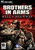Cover Brothers in Arms: Hell's Highway per PC