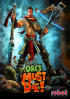 Cover Orcs Must Die!