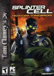 Cover Tom Clancy's Splinter Cell: Pandora Tomorrow