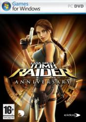 Cover Tomb Raider: Anniversary