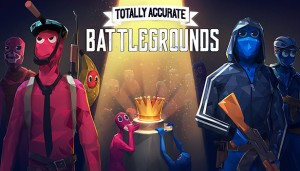 Cover Totally Accurate Battlegrounds