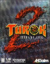 Cover Turok 2: Seeds of Evil (1999) (PC)