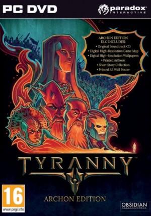 Cover Tyranny