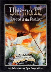 Cover Ultima IV: Quest of the Avatar